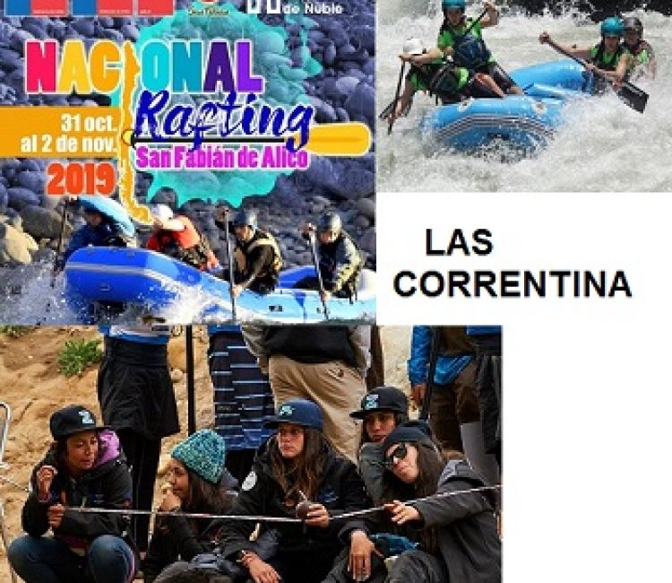 Nacional de Raftìng 2019